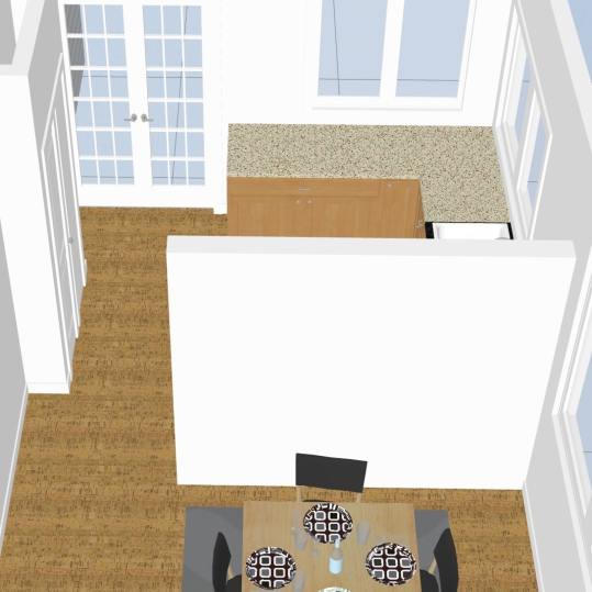 Before floorplan